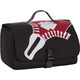 Grüezi-Bag Washbag Organizer zaino Large rosso/nero